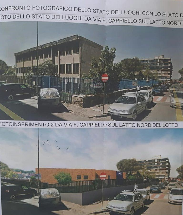 """Rifacimento strutturale per il plesso Sant'Agnello, Zinno:""""Traguardo"""""""
