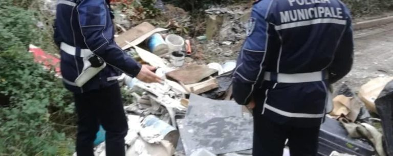 Terra dei fuochi, la task force di Calvizzano becca mezzo con rifiuti speciali