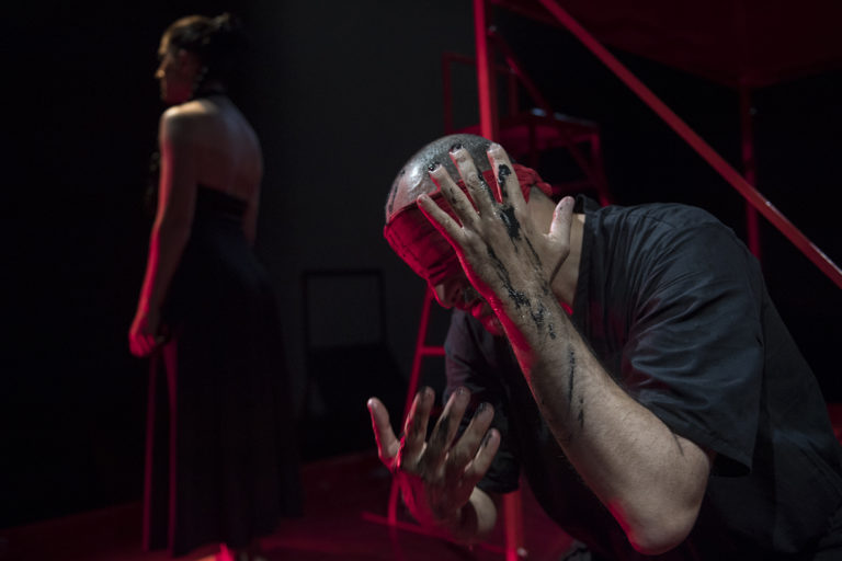 Ulisse e Penelope, uno spettacolo affascinante al Nuovo teatro Sanità