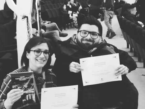 """Terranova e Di Matola gli scrittori anastasiani premiati a """"Napoli Città Libro"""""""