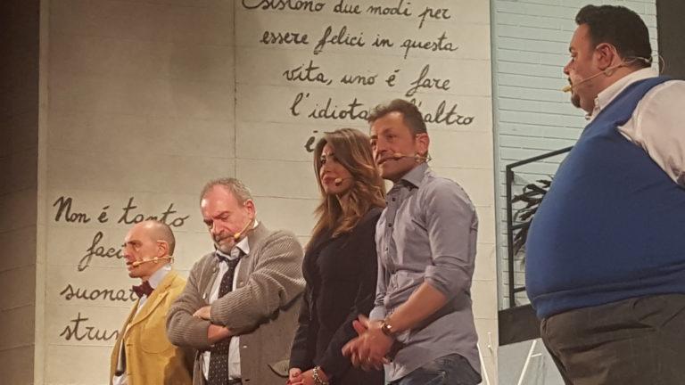 """Teatro Italia di Acerra, Lucio Pierri in """"Scacco Matto"""": le interviste"""