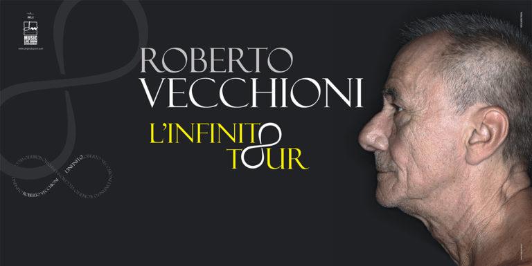 """Palapartenope, Roberto Vecchioni in concerto con """"L'infinito Tour"""" 2019"""