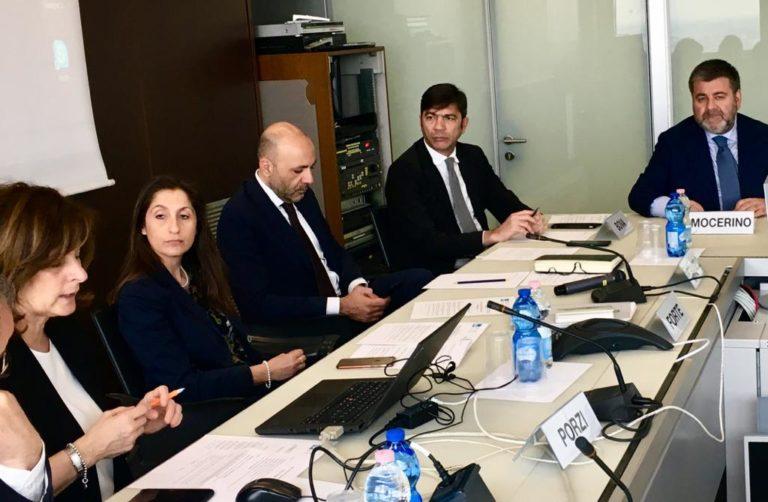 """Camorra, Mocerino: """"Collaborazione istituzionale strada da seguire"""""""