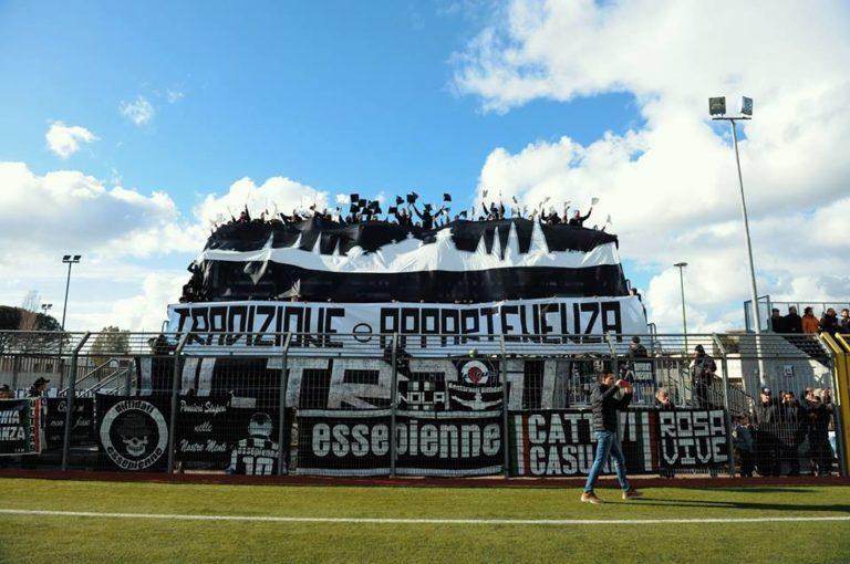 Serie D, Nola-Andria: giornata bianconera per sostenere la squadra