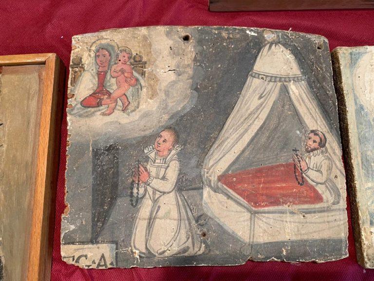Madonna dell'Arco, ritrovate tavolette ex voto rubate: il priore a Milano