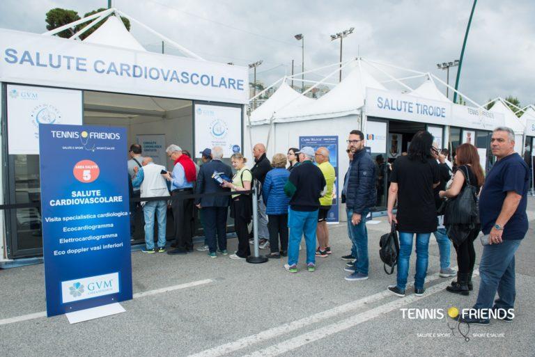Napoli, Tennis and Friends 2019: un week-end dedicato alla prevenzione