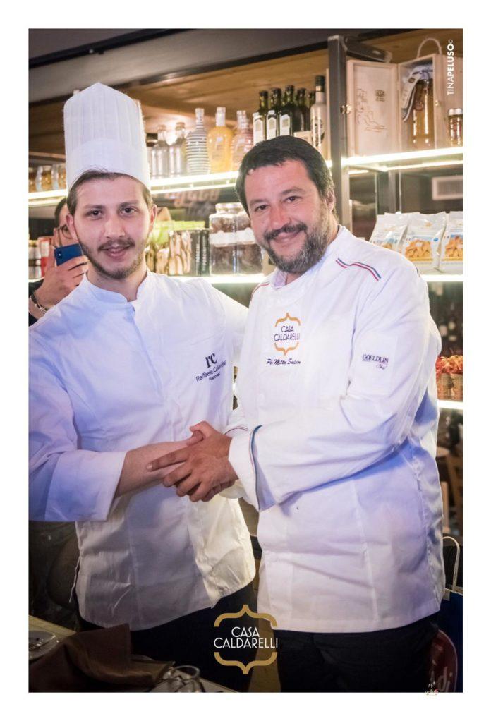 Matteo Salvini a Nola
