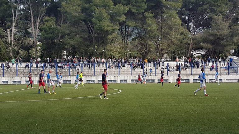 Calcio 1a Categoria:  l'Anacapri sconfitta in casa dallo Sporting Campania