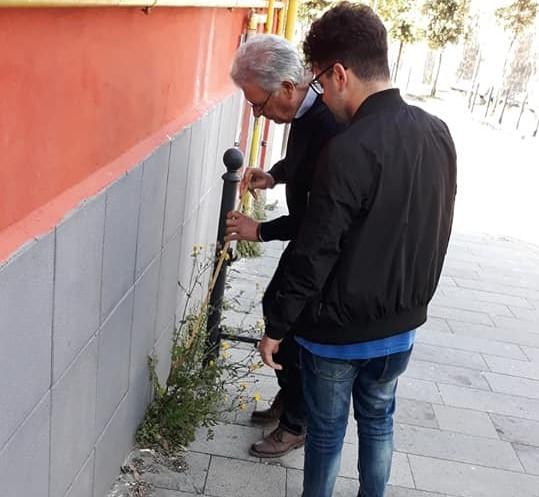 Erbacce e deiezioni fuori gli scavi di Oplonti: la denuncia della Pro Loco