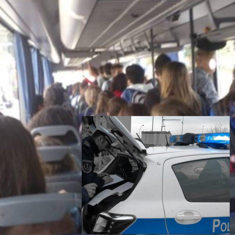 Frattamaggiore. Autobus non in regola, bloccata gita scolastica