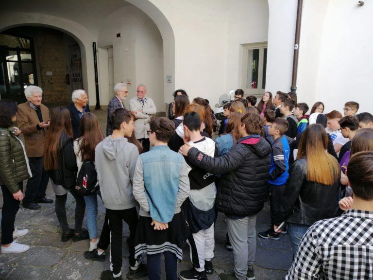 San Giorgio.Maggio dei monumenti, la prima edizione affidata agli studenti