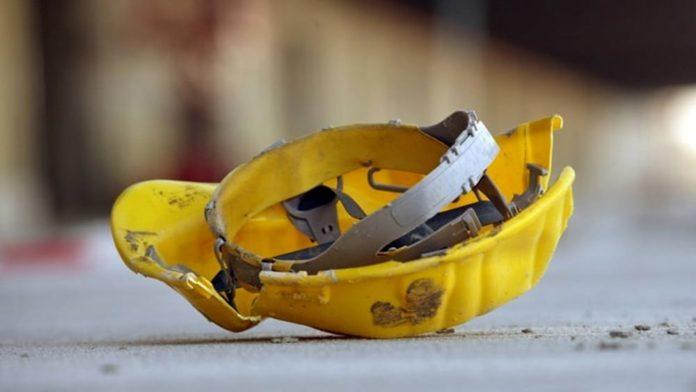 operaio incidente sul lavoro fonte foto web