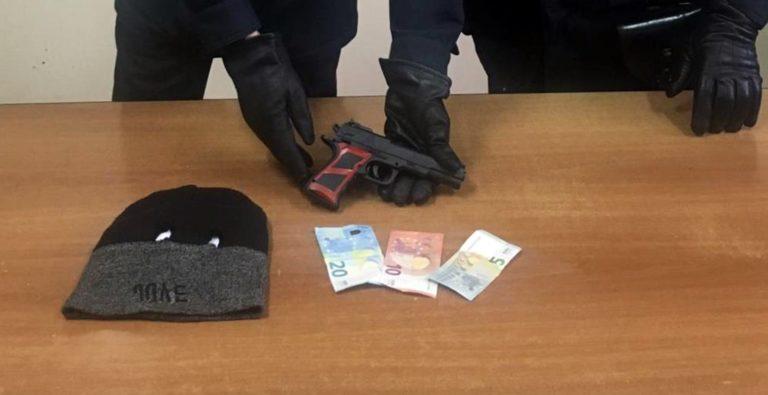 Sei rapine in 12 ore: bloccato è stato arrestato dai carabinieri