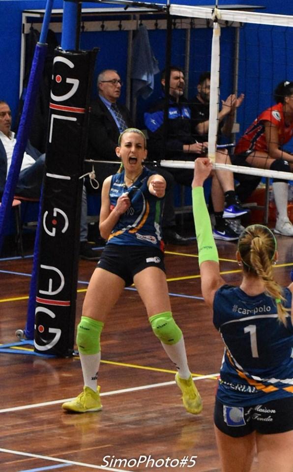Giovanna Aquino e Arzano Volley, avanti insieme verso il 2020