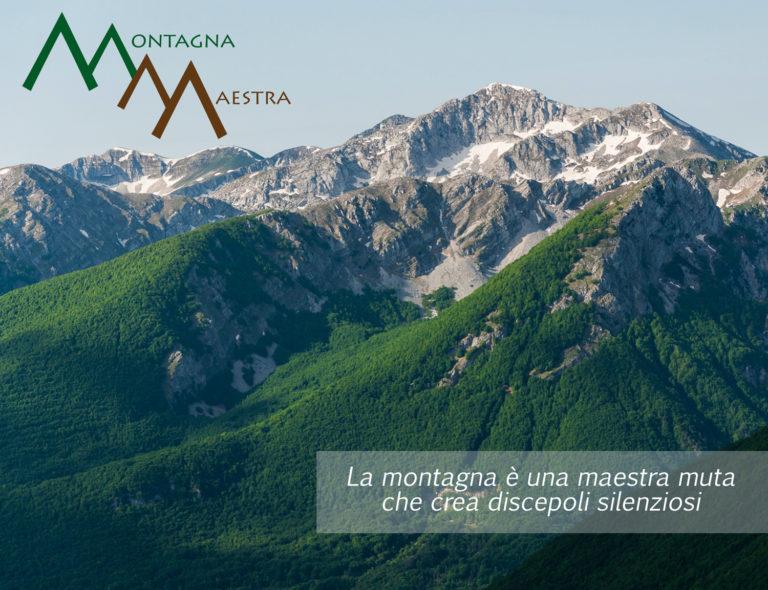 Al via oggi 24 giugno le attività sul campo del progetto Montagna Maestra
