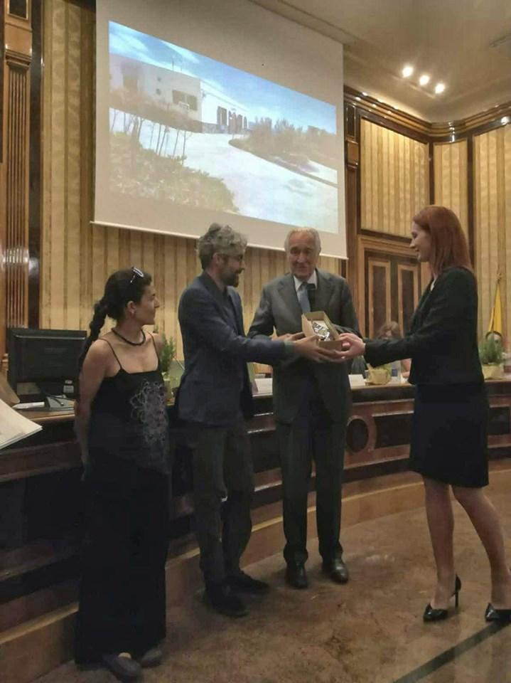 Cura del verde pubblico, Premio Green Care al CSI Gaiola
