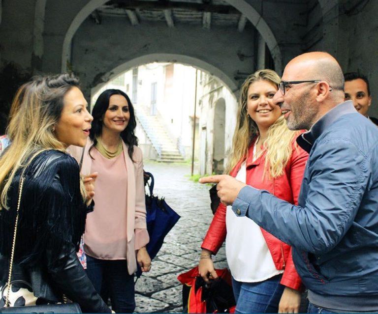 Nola. Ballottaggio, intervista a Cinzia Trinchese candidata sindaco