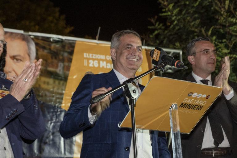 """Ballottaggio, Minieri sindaco: """"Lavorare insieme per una Nola migliore"""""""