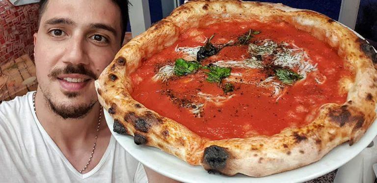 Aiutiamo Gianfranco,da Nanninella una pizza solidale per sostenere le cure