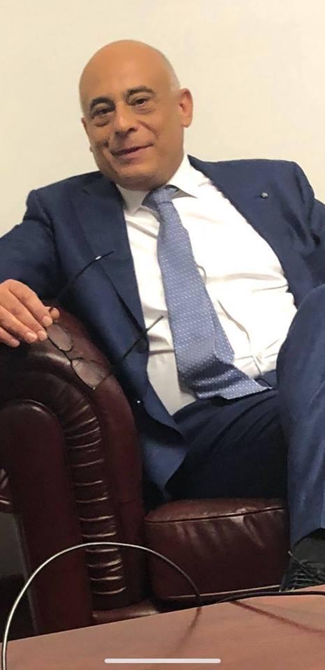 """Appello di Peluso: """"Uniamo le forze e non disperdiamo i valori"""""""
