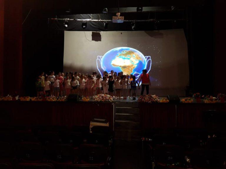 """Gruppo Danza Sportiva, successo al Summarte con """"We are the world"""""""