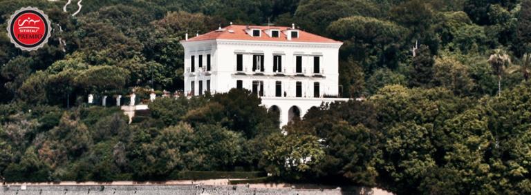 #PremioSitiReali, visita guidata a Villa Rosebery
