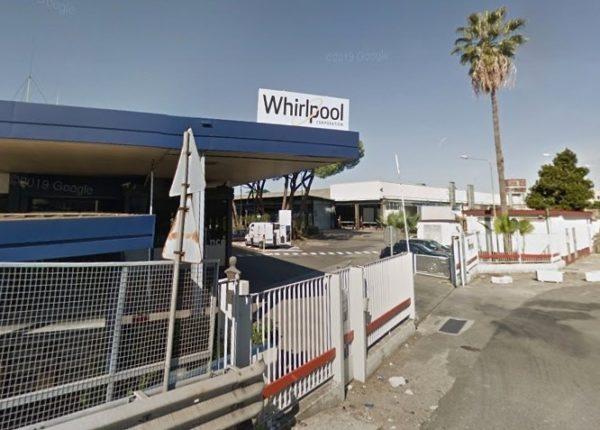 Pizza Whirlpool, evento solidale a favore dei 400 operai