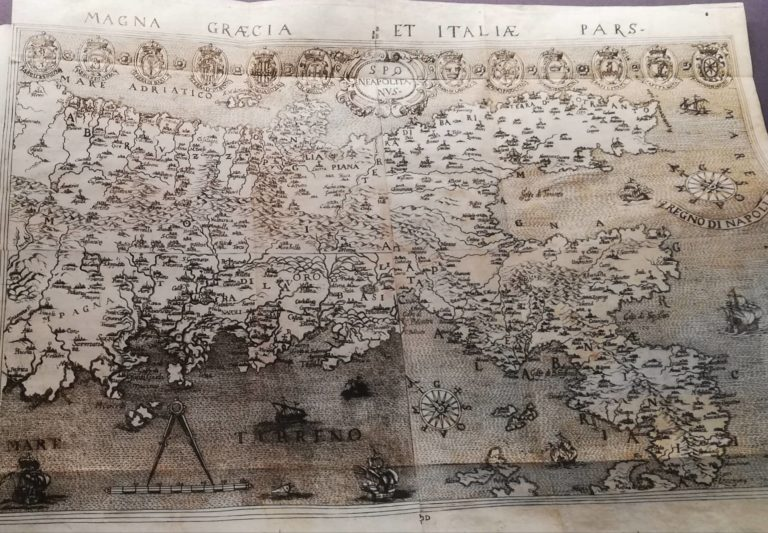 "Mediterraneo, la mostra sul patrimonio librario ""tesoro"" del MANN"