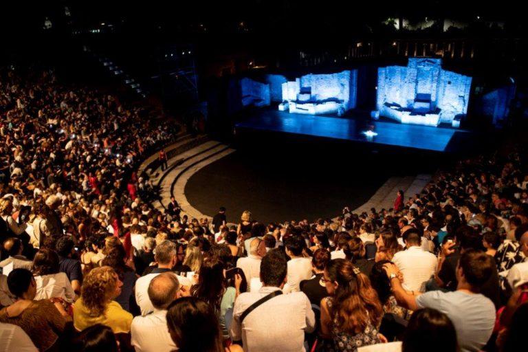 Pompeii Theatrum Mundi 2019, al Teatro Grande il Satyricon di Petronio