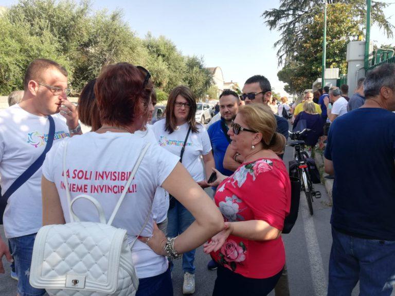 """Scafati. Protesta Helios, M5S: """"Ora basta chiacchiere"""""""