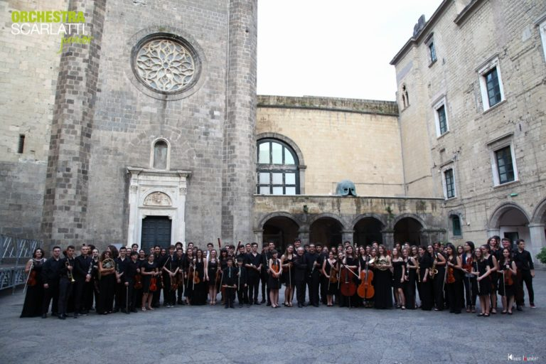 Napoli. L' Orchestra Scarlatti Junior chiude l'Universiade