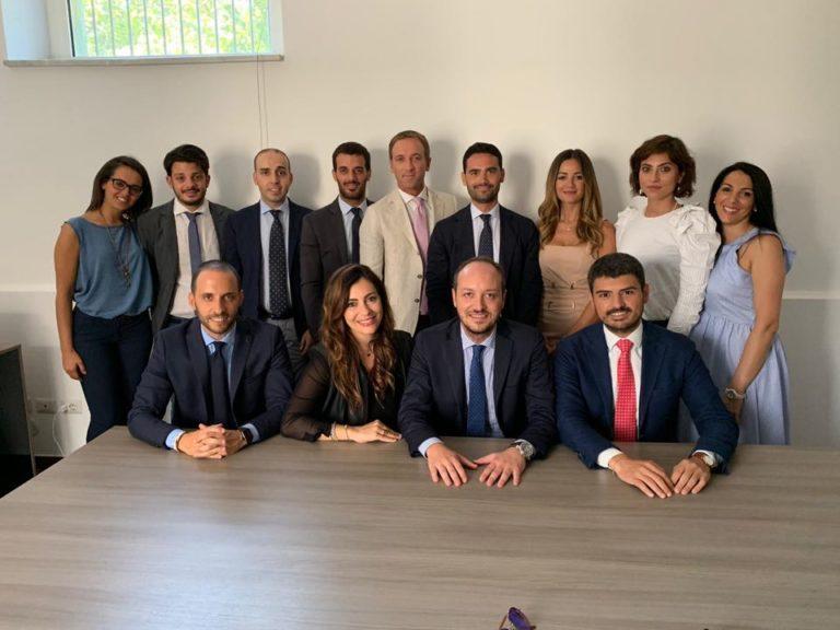 Avvocati, il nuovo direttivo AIGA Nola