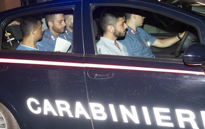Carabiniere ucciso, in carcere i due statunitensi: trovata l'arma del delitto