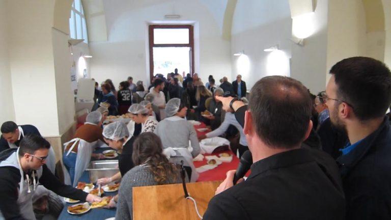 Aversa. Mensa Caritas resta aperta anche luglio e agosto