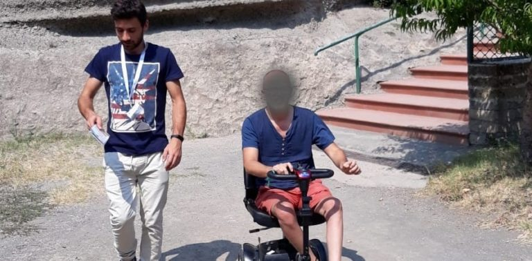 Villa Poppea inaccessibile ai disabili: la denuncia della Pro Loco oplontina