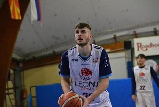 Luigi Cianci, da Marigliano alla serie B con la Janus Basket Fabriano