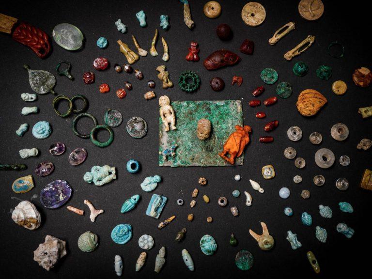 Il tesoro contro la malasorte, favolosa scoperta a Pompei