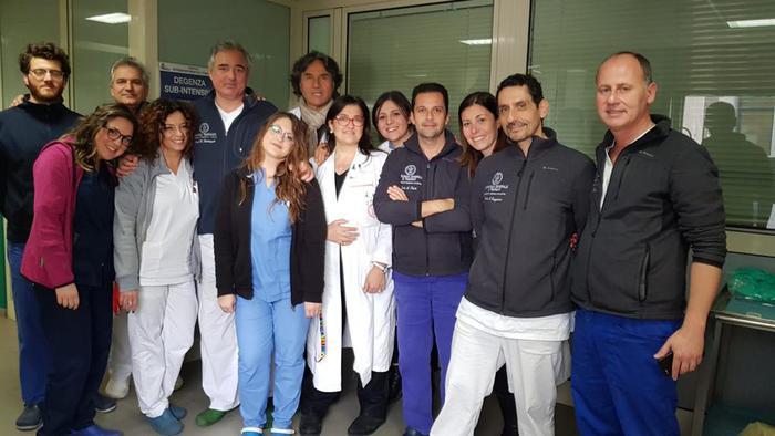 Al II Policlinico di Napoli asportata massa tumorale di oltre 6kg