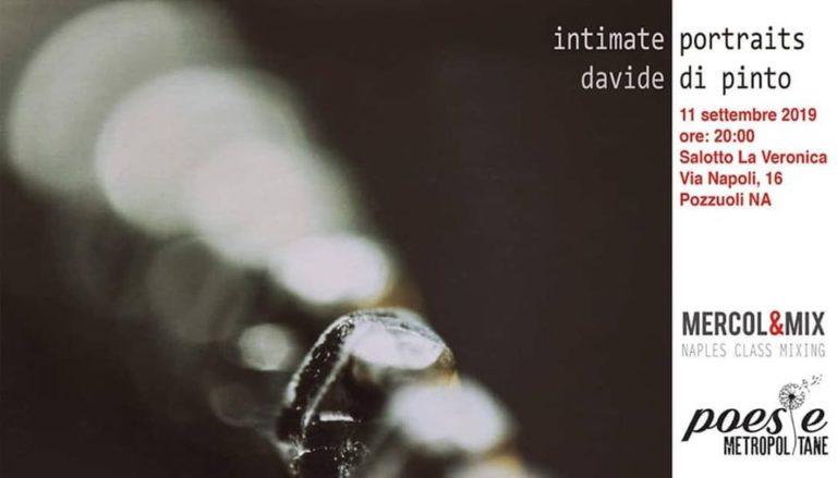 Pozzuoli. Intimate Potraits, il primo album del compositore Di Pinto