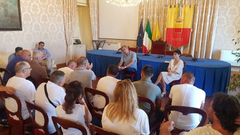 Napoli. Whirlpool, delegazione incontra il sindaco De Magistris