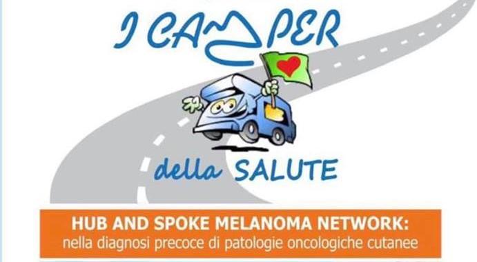 Salviamo la pelle, prevenzione on the road per la diagnosi del melanoma