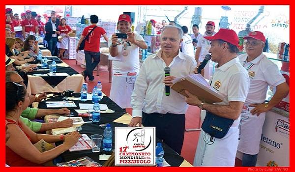 """Napoli Pizza Village, 600 """"pizzaiuoli"""" per il Trofeo Caputo"""