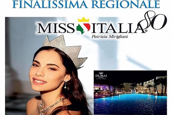 A Camposano la finalissima regionale di Miss Italia