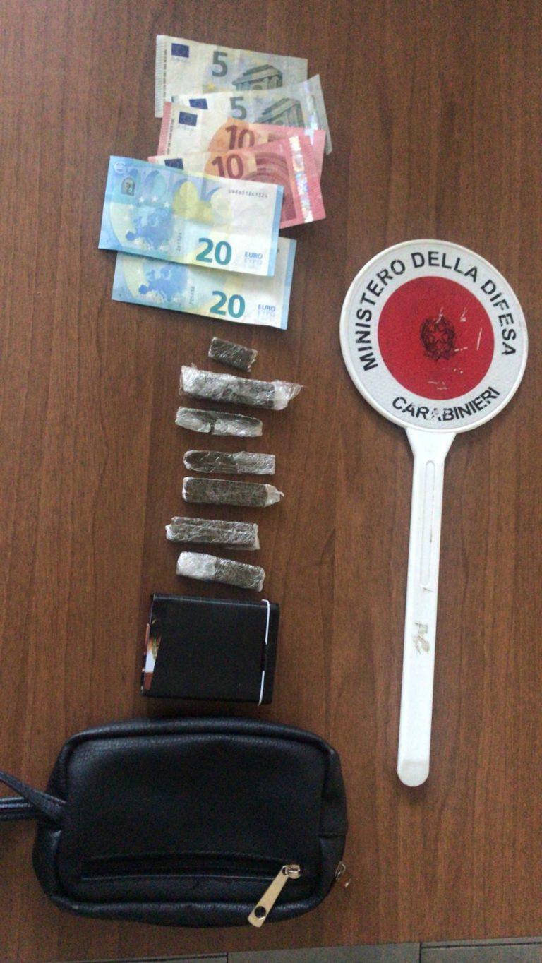 Caivano. Hashish in borsetta, 36enne arrestata dai carabinieri