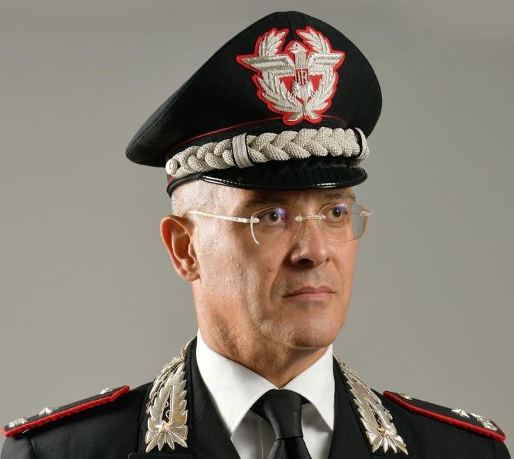 La Gala è il nuovo comandante Provinciale dei carabinieri di Napoli