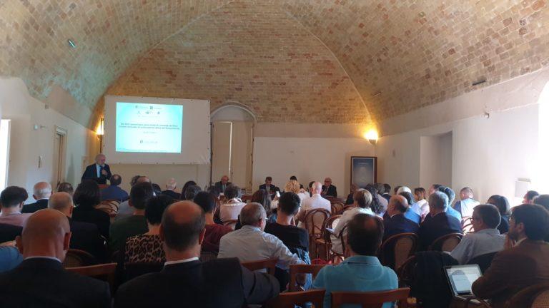 """Innovazione tecnologica: Gori presenta a Matera il sistema """"Rete sud"""""""