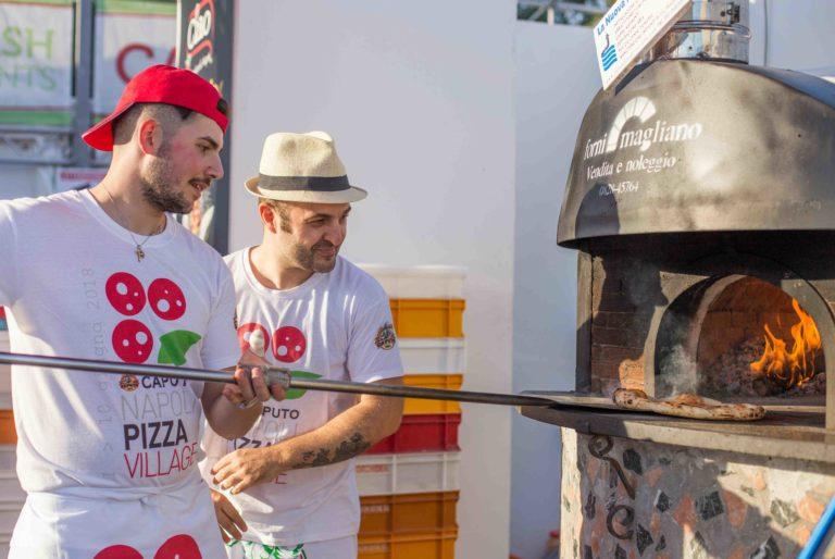Napoli Pizza Village, 10 giorni di promozione turistica e gastronomica
