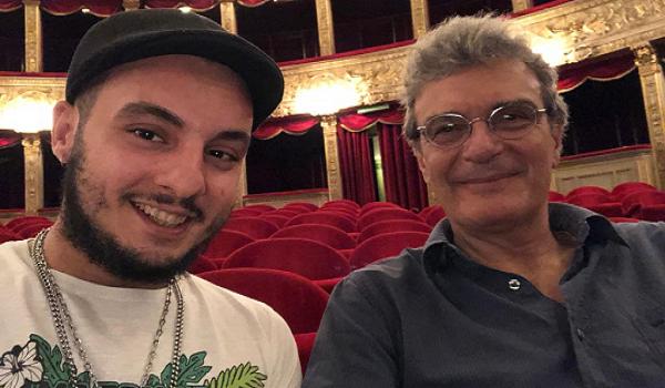 """Ralph P autore delle musiche de """"Il Sindaco del Rione Sanità"""" di Martone"""