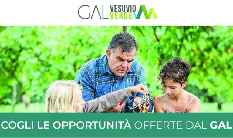 GAL Vesuvio Verde in tour, Roadshow nelle piazze si inizia da Ottaviano