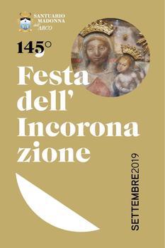 Madonna dell'Arco, 145esima Festa dell'Incoronazione. Ecco il programma